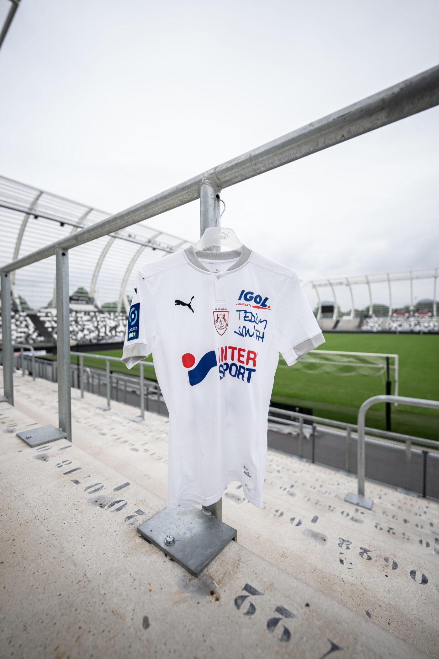 Maillot Amiens 2021-2022 PUMA