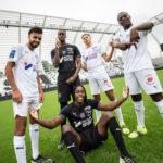 Les maillots de Amiens 2021-2022 officialisés par PUMA