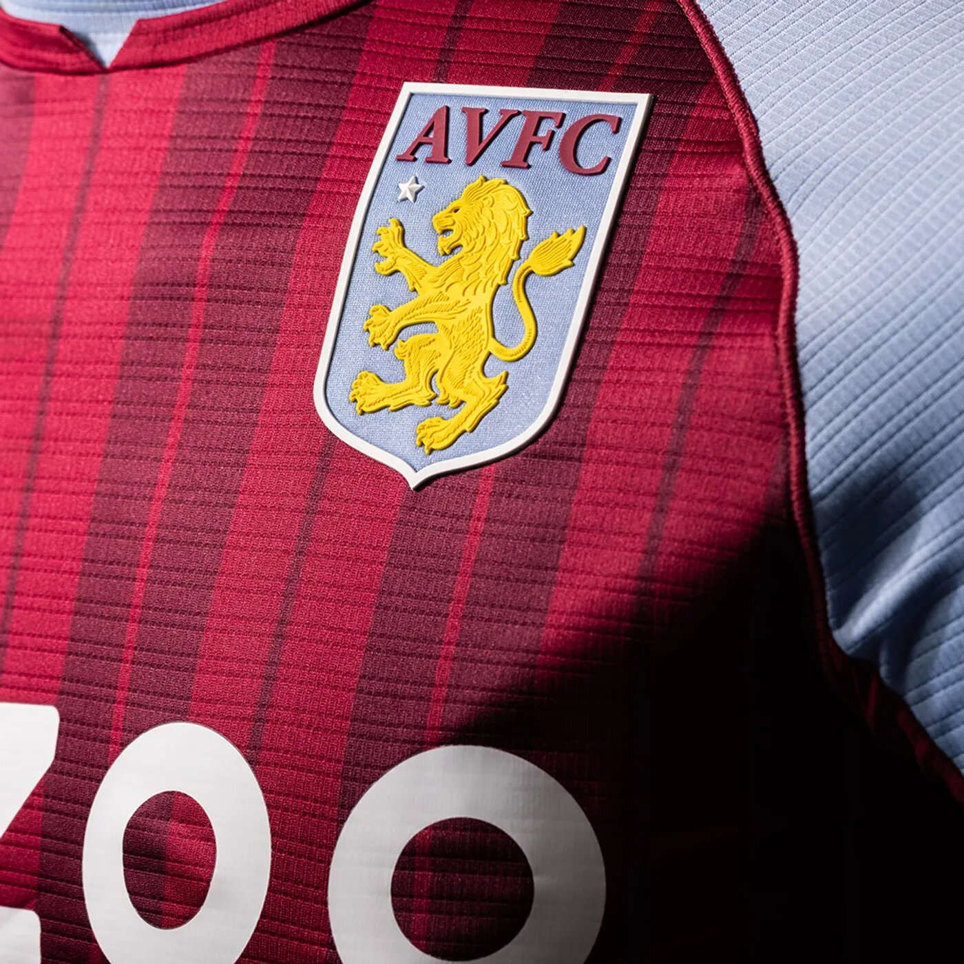 Maillot Aston Villa 2021-2022 domicile Kappa