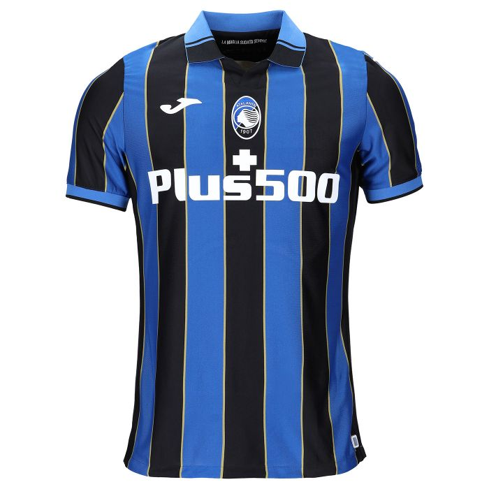 Maillot Atalanta Bergame domicile 2021/2022 Joma