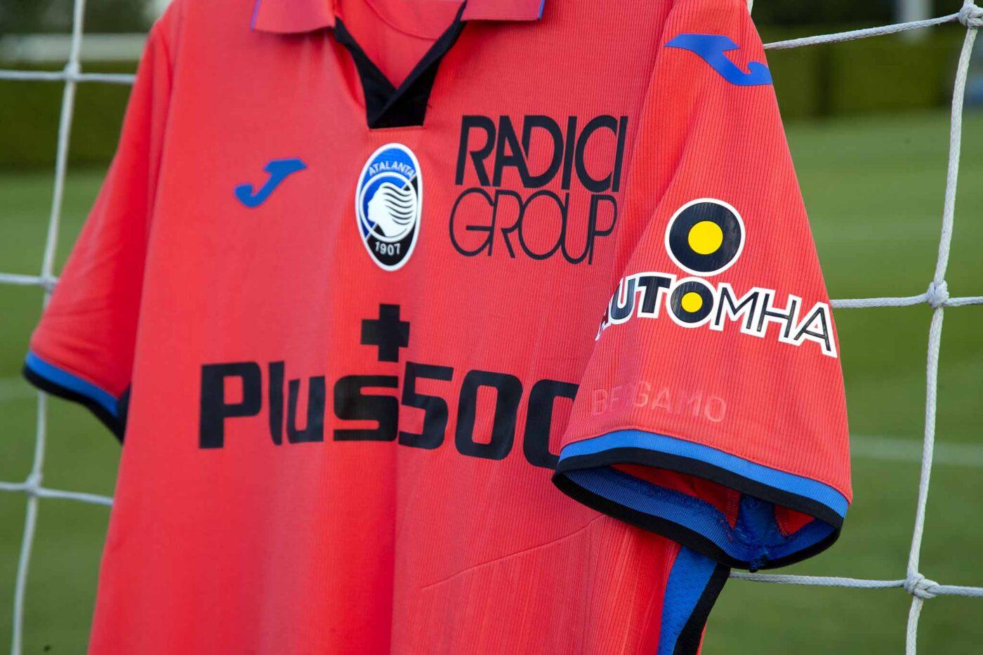 Maillot Atalanta Bergame third 2021/2022 Joma