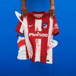 Les maillots de l'Atlético Madrid 2021-2022 révélés par Nike