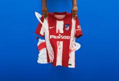 Image de l'article Les maillots de l'Atlético Madrid 2021-2022 révélés par Nike