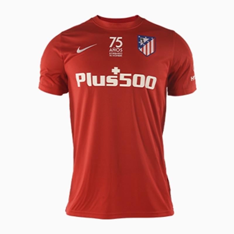 Maillot Atletico Madrid 2021-2022 Nike