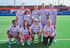 Image de l'article Le Barça dévoile un nouveau maillot extérieur violet en hommage aux femmes