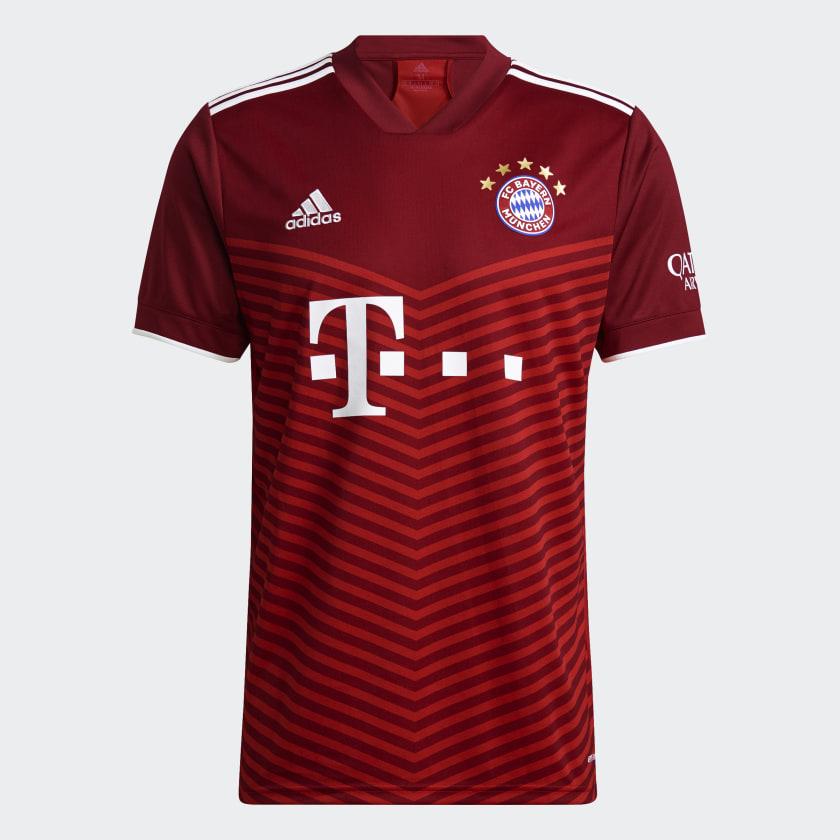 Maillot Bayern Munich 2021-2022 domicile