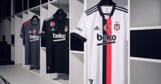 Image de l'article Les maillots de Besiktas 2021-2022 dévoilés par adidas