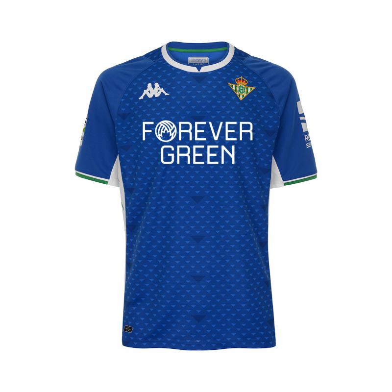 Maillot Betis 2021-2022 extérieur Kappa