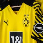 Les maillots du Borussia Dortmund 2021-2022 dévoilés par PUMA