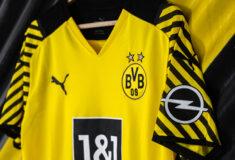Image de l'article Les maillots du Borussia Dortmund 2021-2022 dévoilés par PUMA