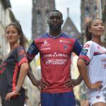 Les maillots de Clermont Foot 2021-2022 présentés par la marque Patrick