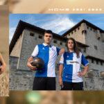 Les maillots du Deportivo Alavés 2021-2022 lancés par Kelme