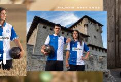 Image de l'article Les maillots du Deportivo Alavés 2021-2022 lancés par Kelme