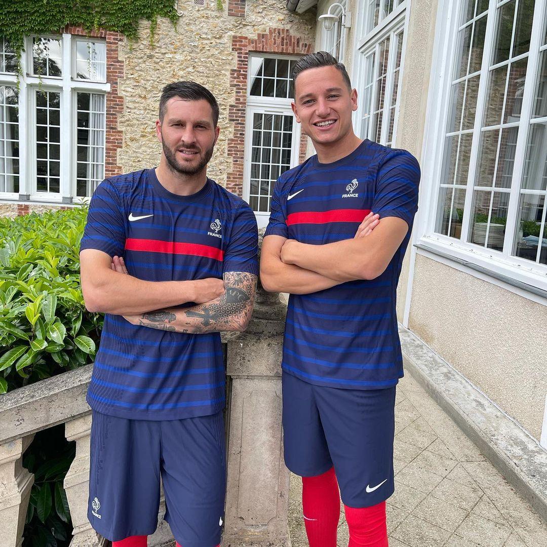 Maillot équipe de France Jeux Olympiques Tokyo 2020