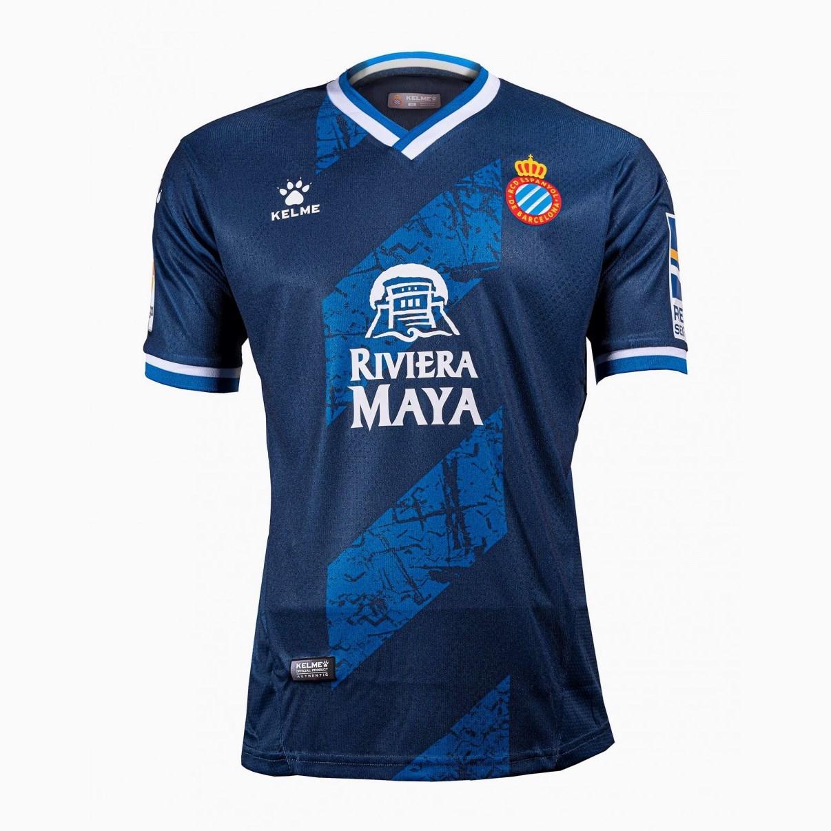 Maillot Espanyol Barcelone 2021-2022