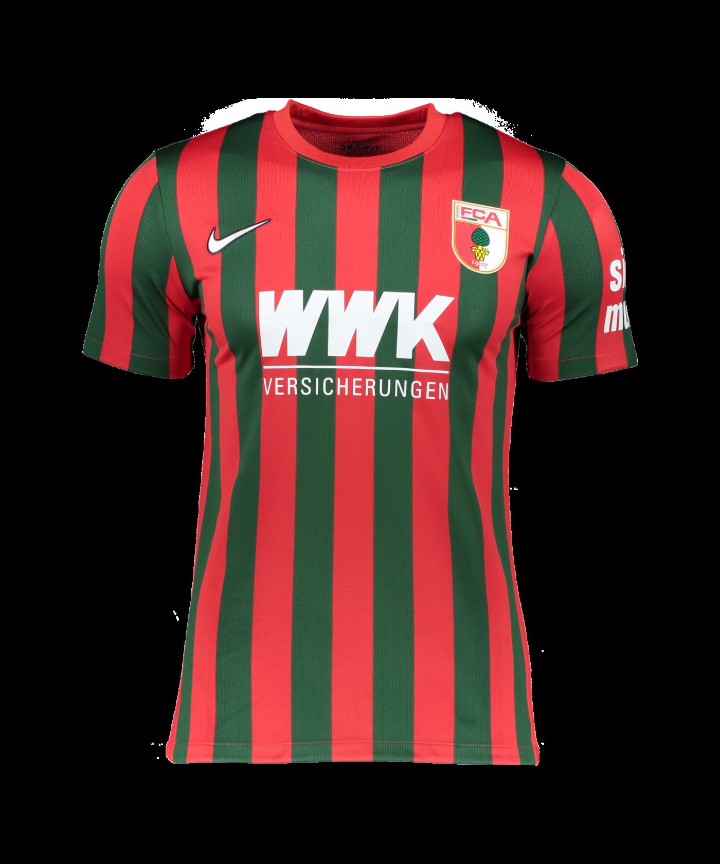 Maillot-FC-Augsbourg-2021-2022-domicile-Nike