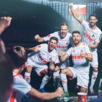 Les maillots du FC Cologne 2021-2022 lancés par uhlsport