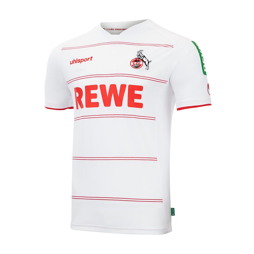 Maillot FC Cologne 2021-2022 domicile uhlsport