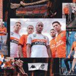 Les maillots du FC Lorient 2021-2022 révélés par Kappa