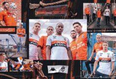 Image de l'article Les maillots du FC Lorient 2021-2022 révélés par Kappa