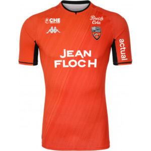 Maillot Domicile du FC Lorient