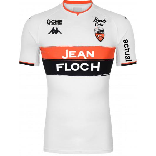 Maillot FC Lorient extérieur 2021-2022