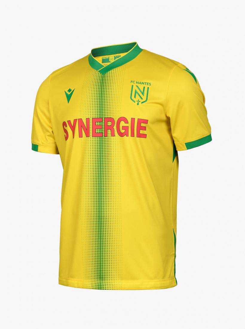 Maillot FC Nantes 2021-2022