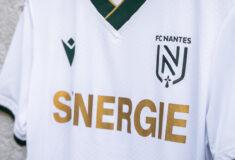Image de l'article Le blanc fait son retour sur le maillot du FC Nantes extérieur