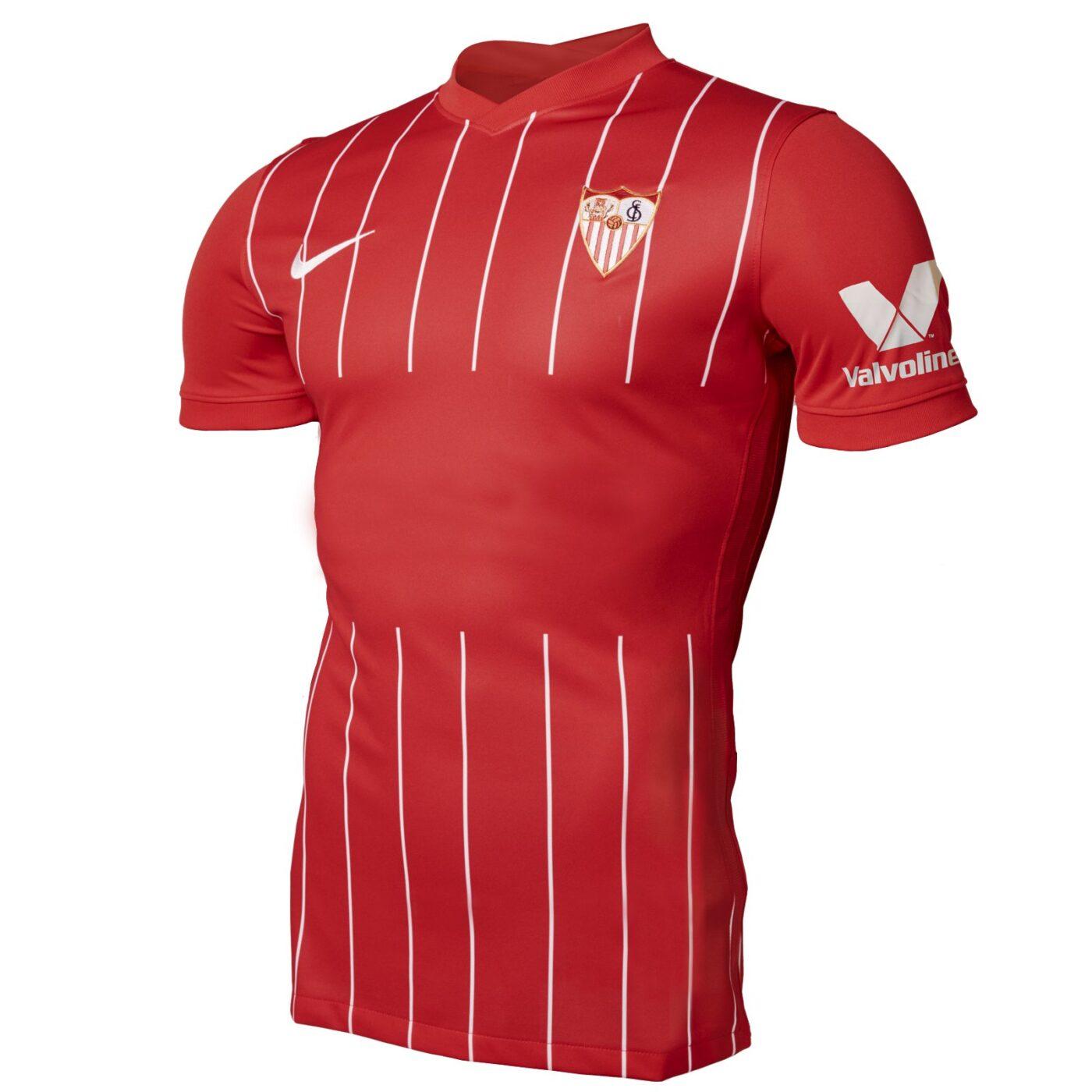 Maillot FC Séville 2021-2022