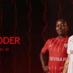 Les maillots du FC Séville 2021-2022 officialisés par Nike