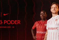 Image de l'article Les maillots du FC Séville 2021-2022 officialisés par Nike