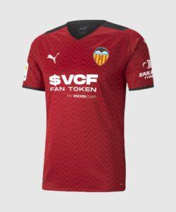 Maillot Extérieur du FC Valence