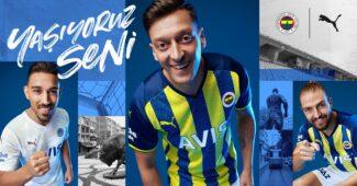 Image de l'article Les maillots de Fenerbahçe 2021-2022 présentés par PUMA