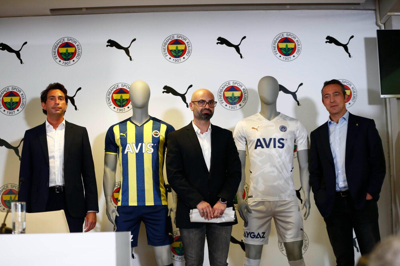Maillot Fenerbahçe 2021-2022 PUMA