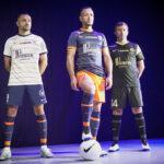 Les maillots de Montpellier 2021-2022 dévoilés par Nike