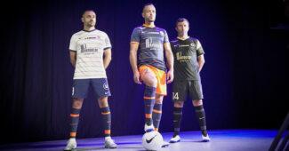 Image de l'article Les maillots de Montpellier 2021-2022 dévoilés par Nike