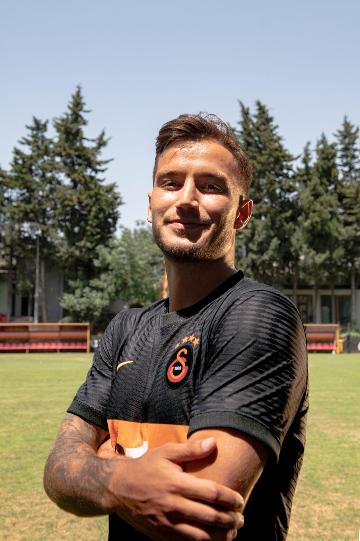 Maillot Galatasaray 2021-2022
