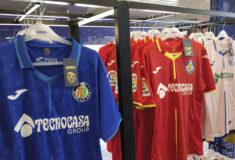 Image de l'article Les maillots de Getafe 2021-2022 présentés par Joma