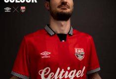 Image de l'article Les maillots de Guingamp 2021-2022 révélés par Umbro