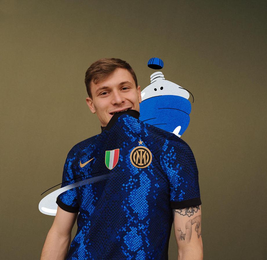 Maillot Inter Milan 2021-2022 Nike
