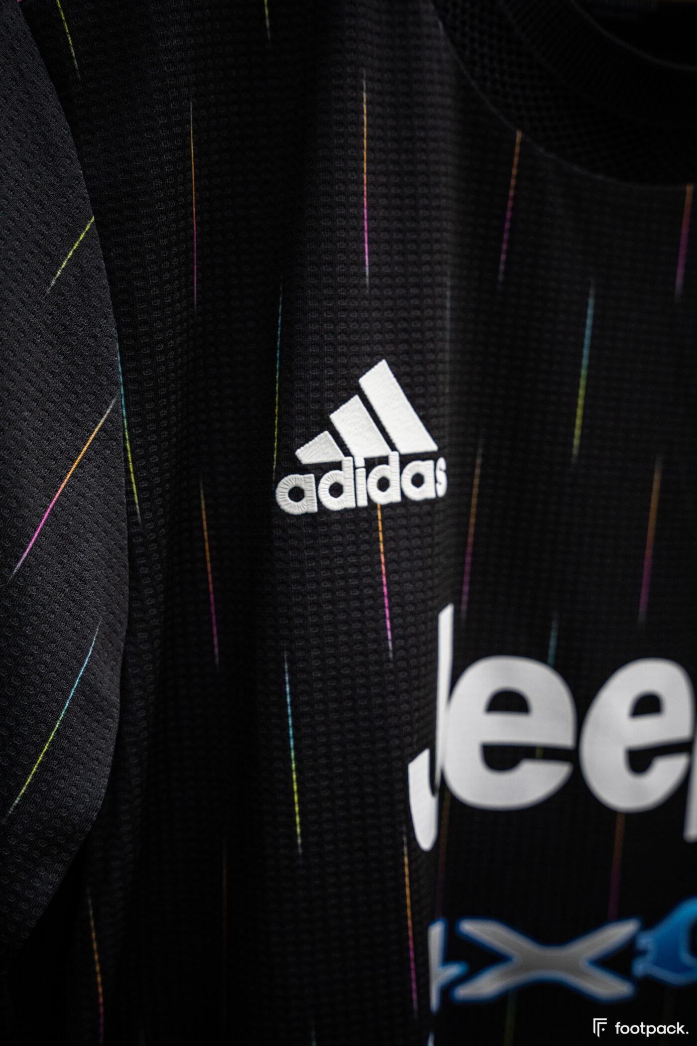 Maillot Juventus extérieur 2020-2021