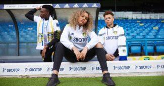 Image de l'article Les maillots de Leeds 2021-2022 révélés par adidas