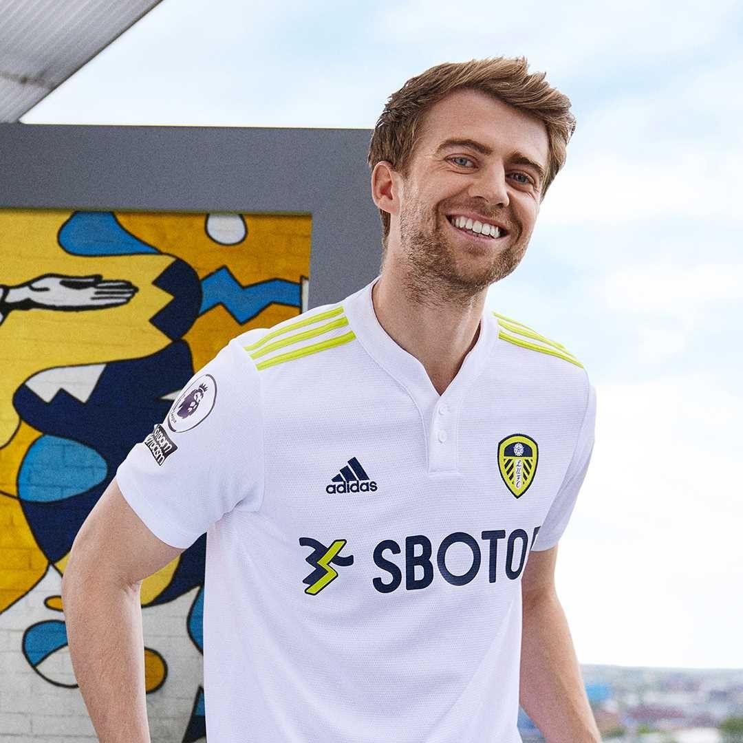 Maillot Leeds domicile 2021/22 adidas