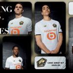 Les maillots du LOSC 2021-2022 présentés par New Balance