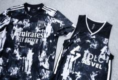 Image de l'article OL / ASVEL : adidas présente un maillot commun aux deux clubs