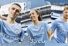 Image de l'article Les maillots de Manchester City 2021-2022 présentés par PUMA
