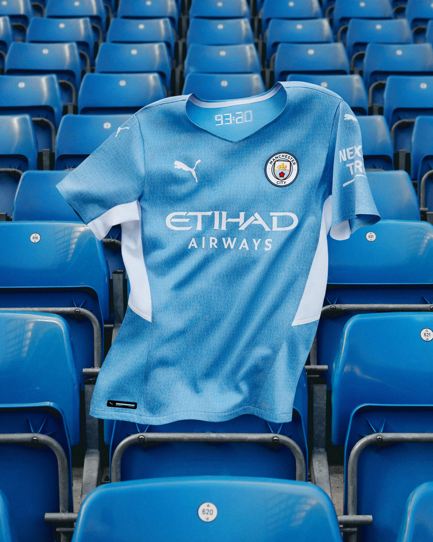 Maillot Manchester City 2021-2022 domicile PUMA