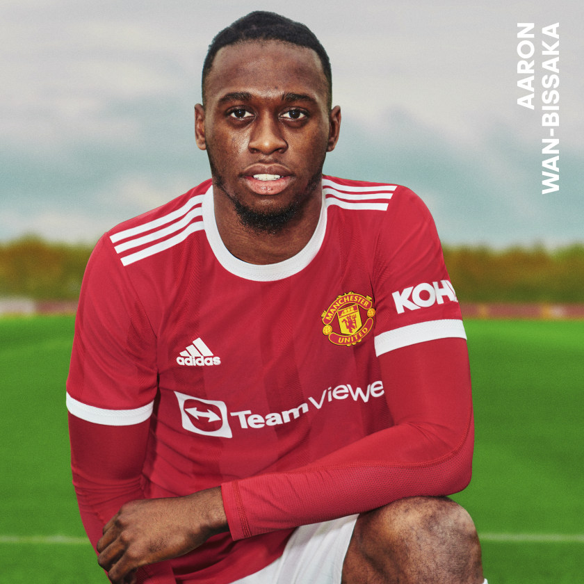 Maillot Manchester United 2021-2022 domicile adidas
