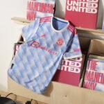 Un maillot extérieur inspiré de 1992 pour Manchester United