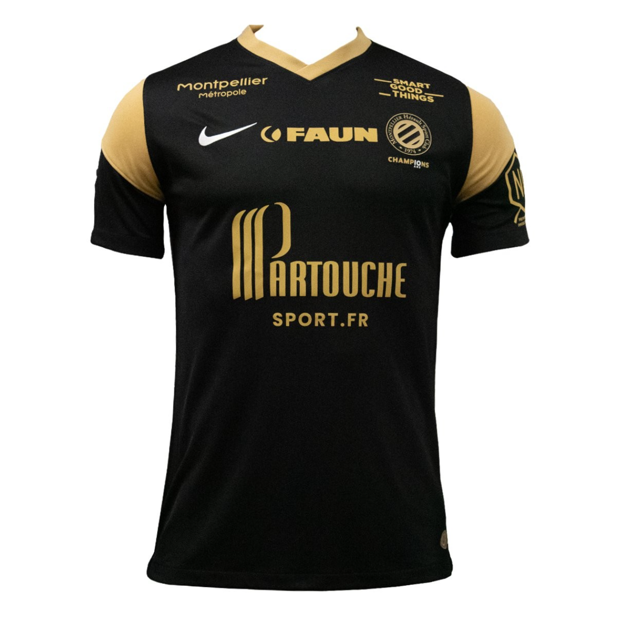 Maillot Montpellier 2021-2022